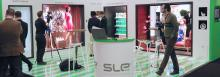 Showcasing SLE solutions at prominent European events