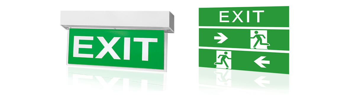 Sufficient emergency lighting (of adequate intensity) must be provided along escape routes near changes of direction at emergency exit doors at stairs ...  sc 1 st  Smart Lighting Engineering & SERVICE: EMERGENCY LIGHTING | Smart Lighting Engineering