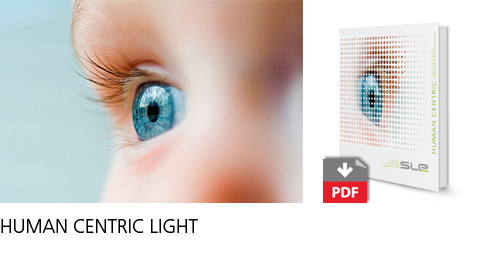 Download the brochure about human centric light