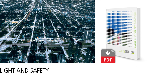 Download the brochure about light and safety