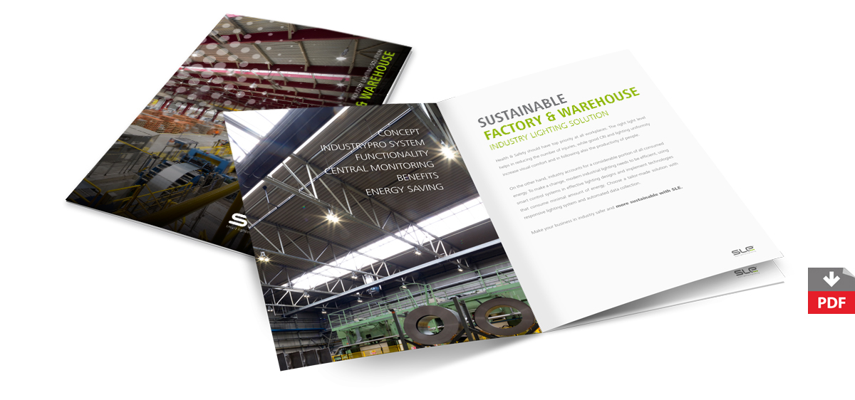Download the pdf version of Sustainable Factory and Warehouse