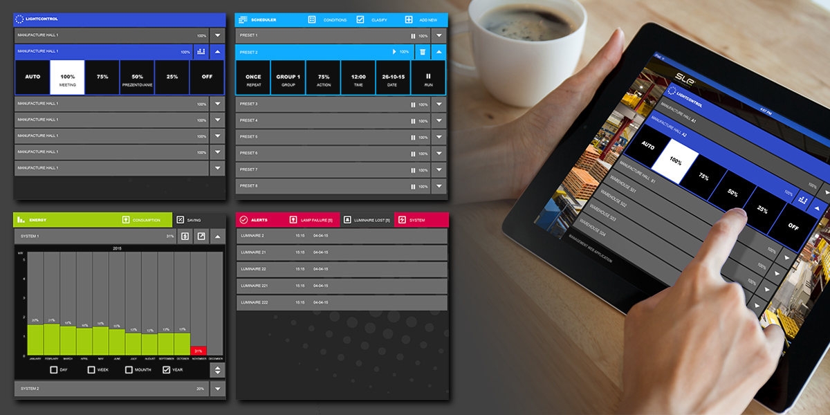 Customisable graphical user interface