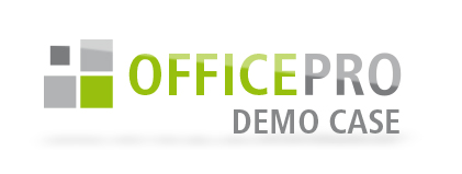 Download the OfficePro Democase brochure