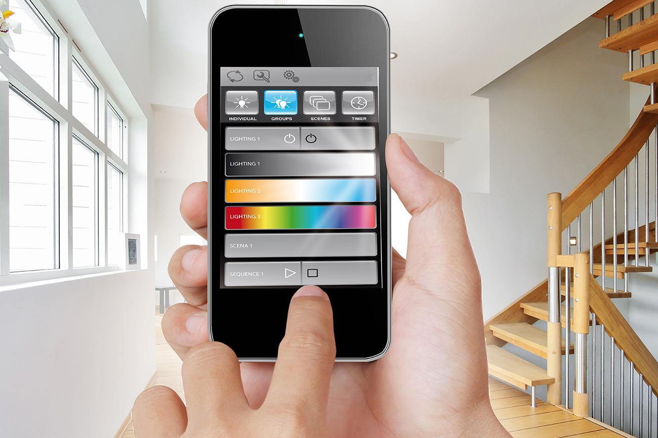 gui | Aufbereitung der technischen Dokumentation | Smart Lighting ...