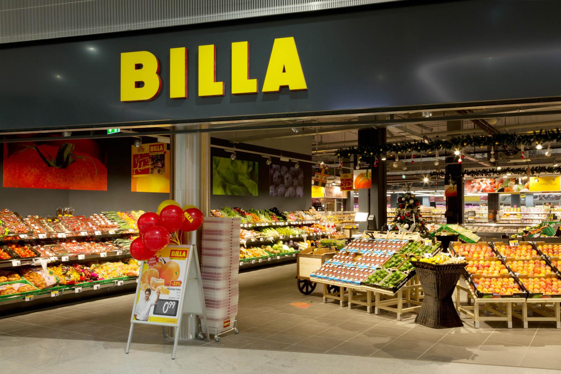 Billa References Smart Lighting Engineering